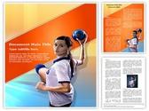 handball Template