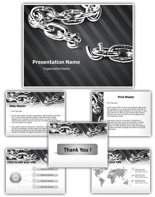 Challenge Editable PowerPoint Template