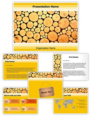 Environmentalism Editable PowerPoint Template