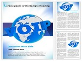 VOIP Template