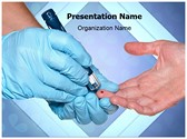 Hyperglycemia Editable PowerPoint Template