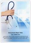 medical background Word Templates