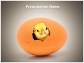 New Life Concept Editable PowerPoint Template