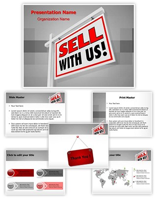 Ad Agency Editable PowerPoint Template